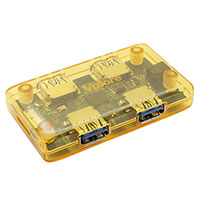 Valore Transparent USB 3.0 Hub (VUH-012)
