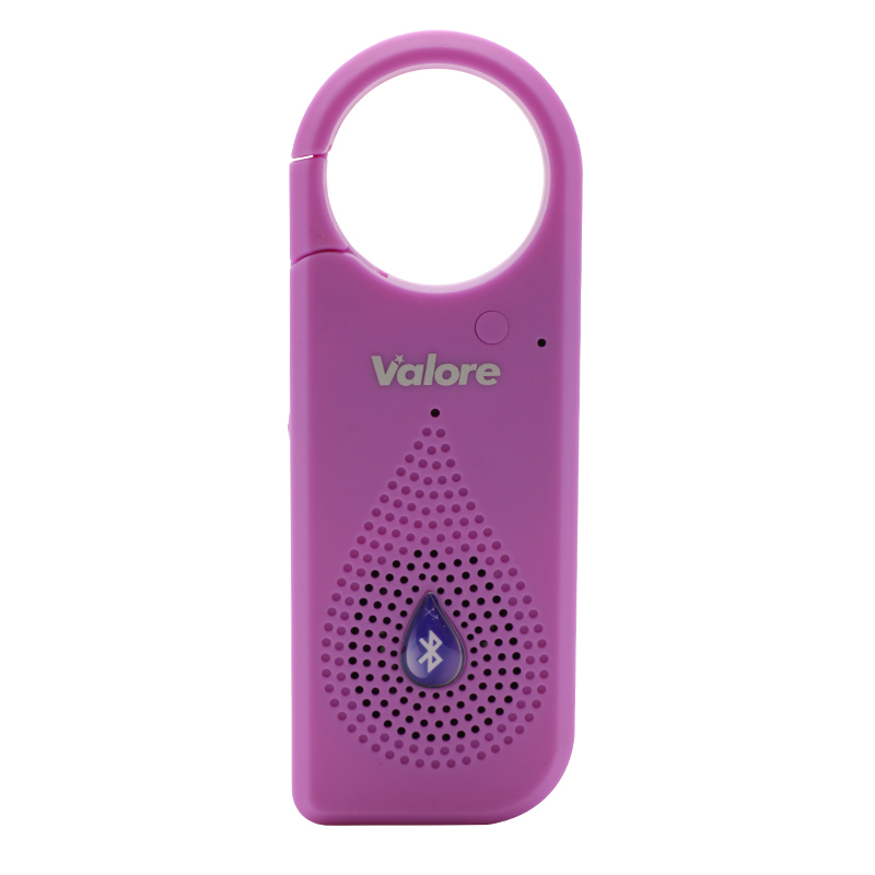 800x800 Valore V-BTS913 Hanger Bluetooth Speaker_Purple