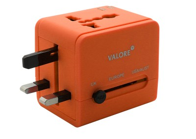 Valore Multi-Function Travel Adapter (V-AC211)