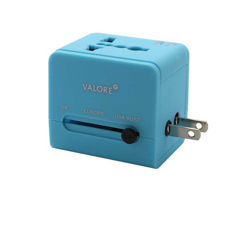 800x800 vConnect Valore Travel Adapter AC211_US