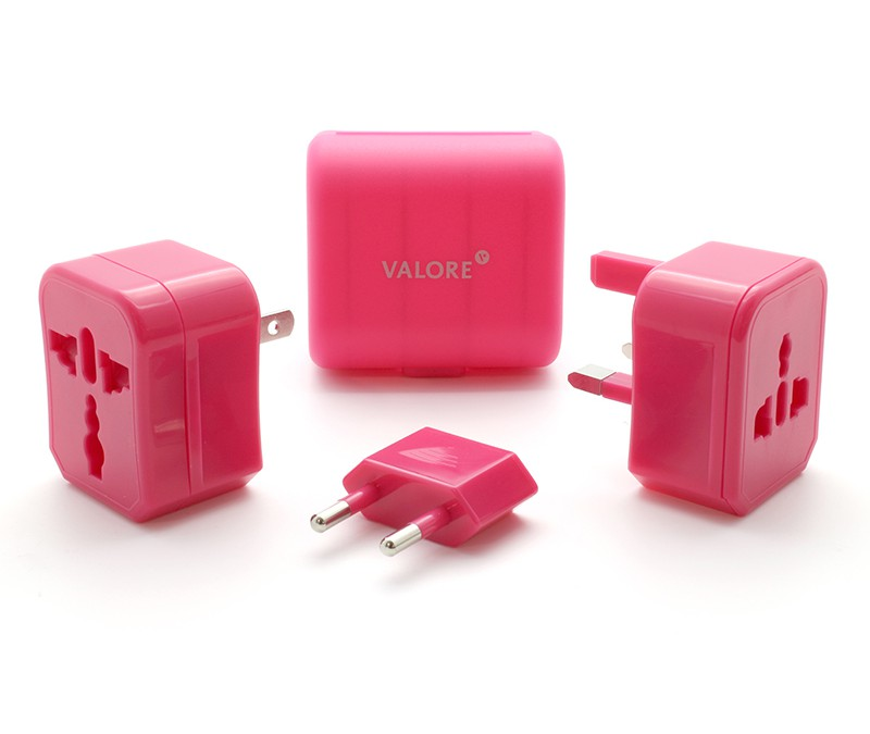 Valore Travel Adaptor (V-AC311)