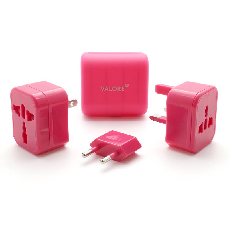800x800 vConnect Valore Travel Adapter AC311_View1