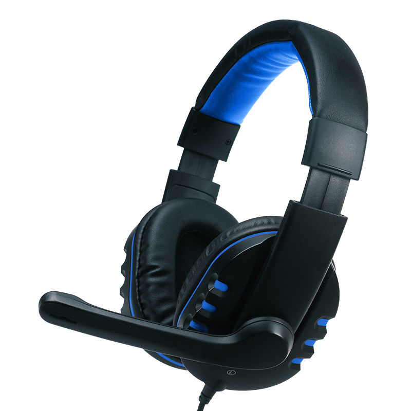 800x800_Valore Multimedia Headphone with Mic_Blue