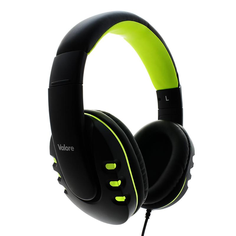 800x800_Valore Multimedia Headphone with Mic_Logo