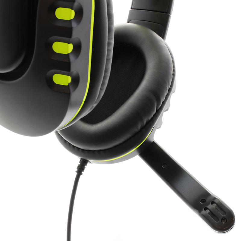 800x800_Valore Multimedia Headphone with Mic_Microphone