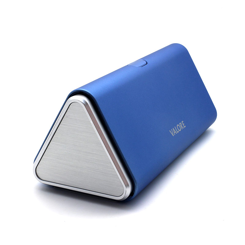 BTS-68N-Wireless-Speaker-Blue-Left-Side