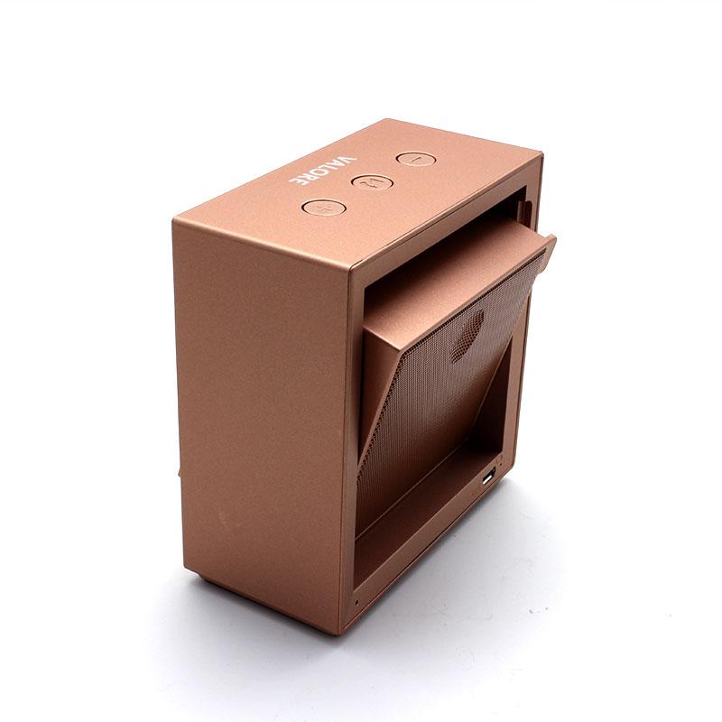 BTS-78N-Wireless-Speaker-Bronze-Switch-On-Back-View