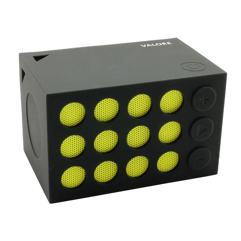 BTS07-Wireless-Speaker-with-Selfie-Shutter-Function-Yellow