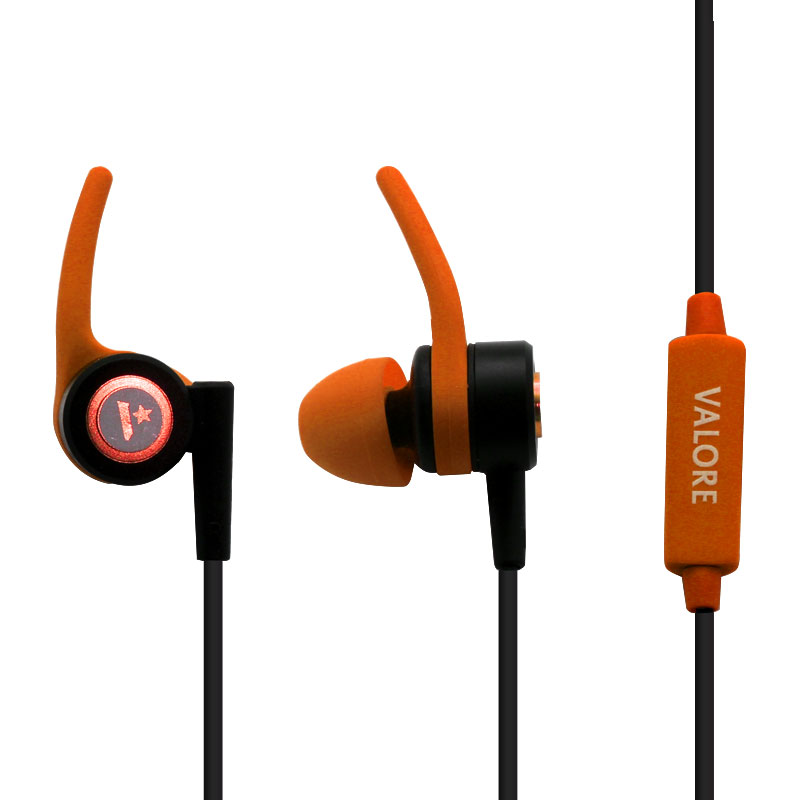 EP0006-Workout-Earphone-with-Mic-Orange