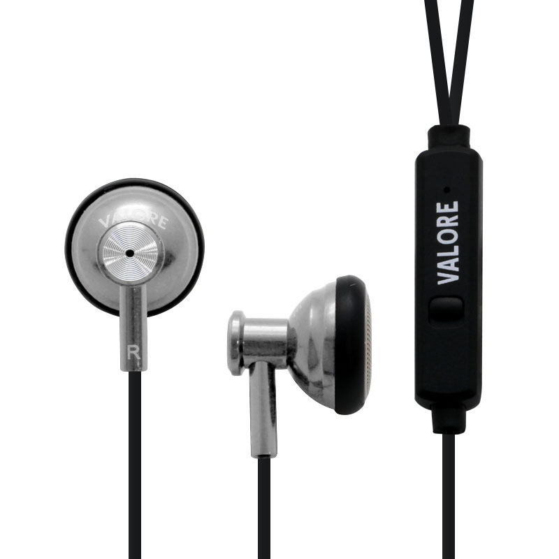 EP0008-Earphone-with-Mic-Silver