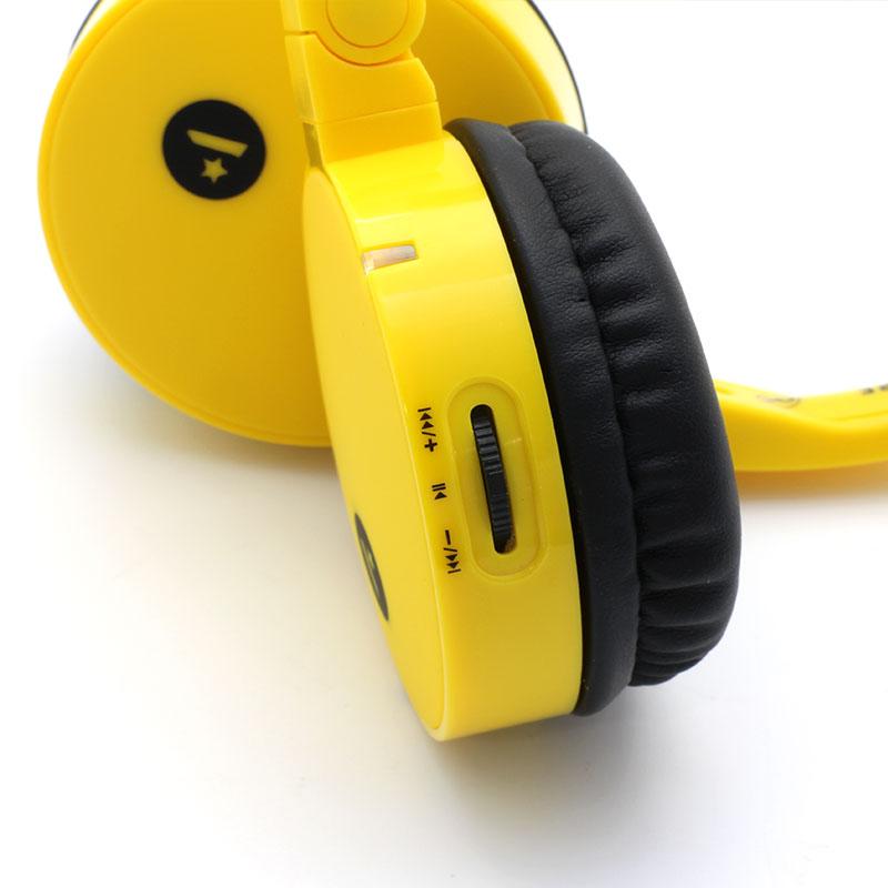 FB100-Wireless-Headset-Yellow-Button