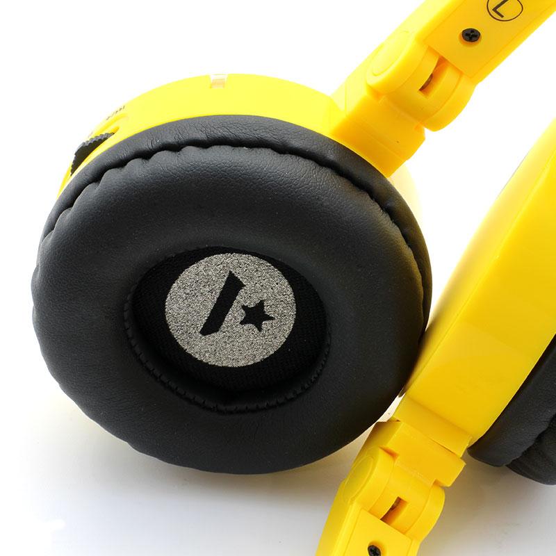 FB100-Wireless-Headset-Yellow-Cushion