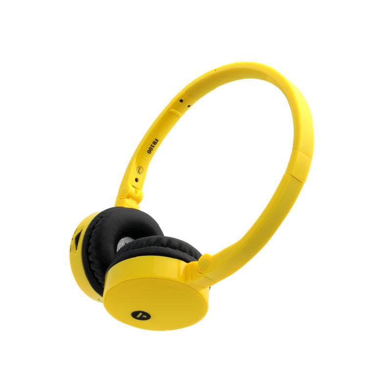 FB100-Wireless-Headset-Yellow-Thum