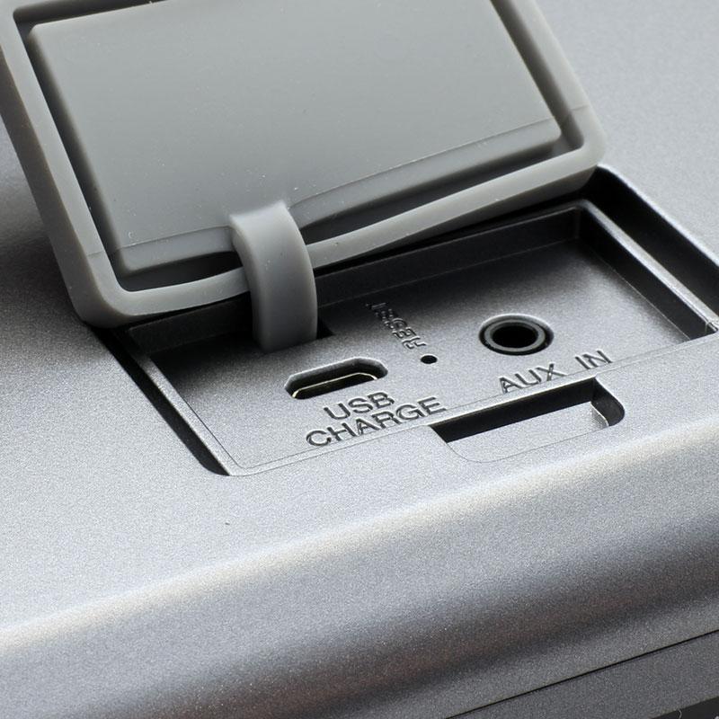 HR701-Premium-Speaker-Grey-Ports