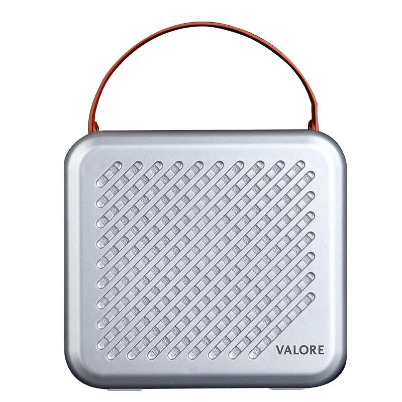 HR701-Premium-Speaker-Silver