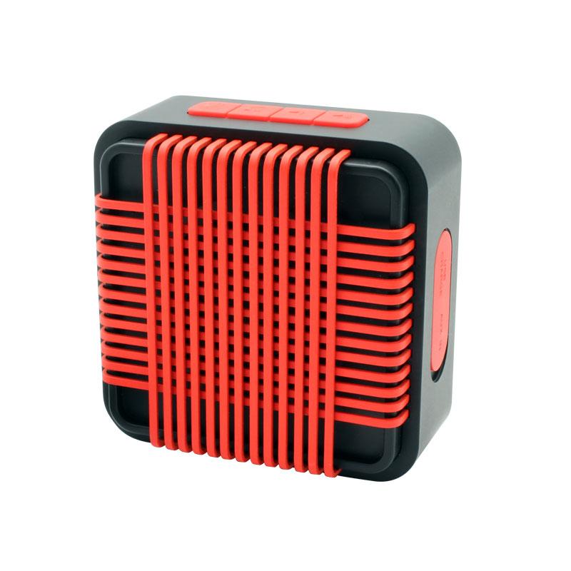 HR910-Water-Resistant-Wireles-Speaker-Red