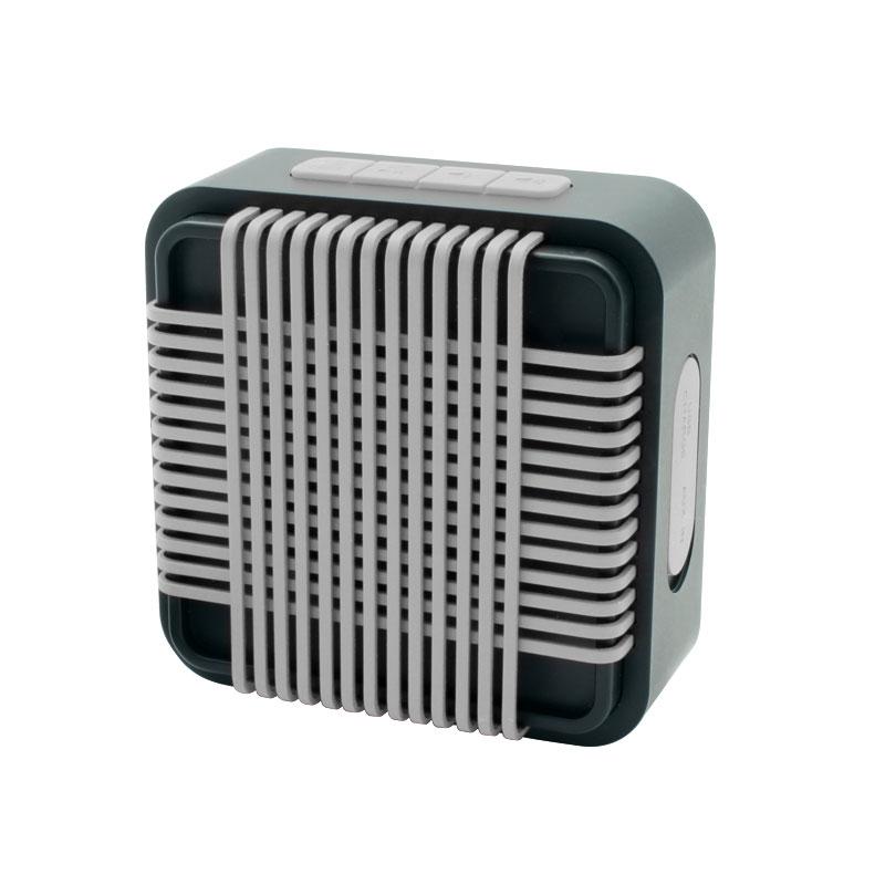 HR910-Water-Resistant-Wireles-Speaker-Silver