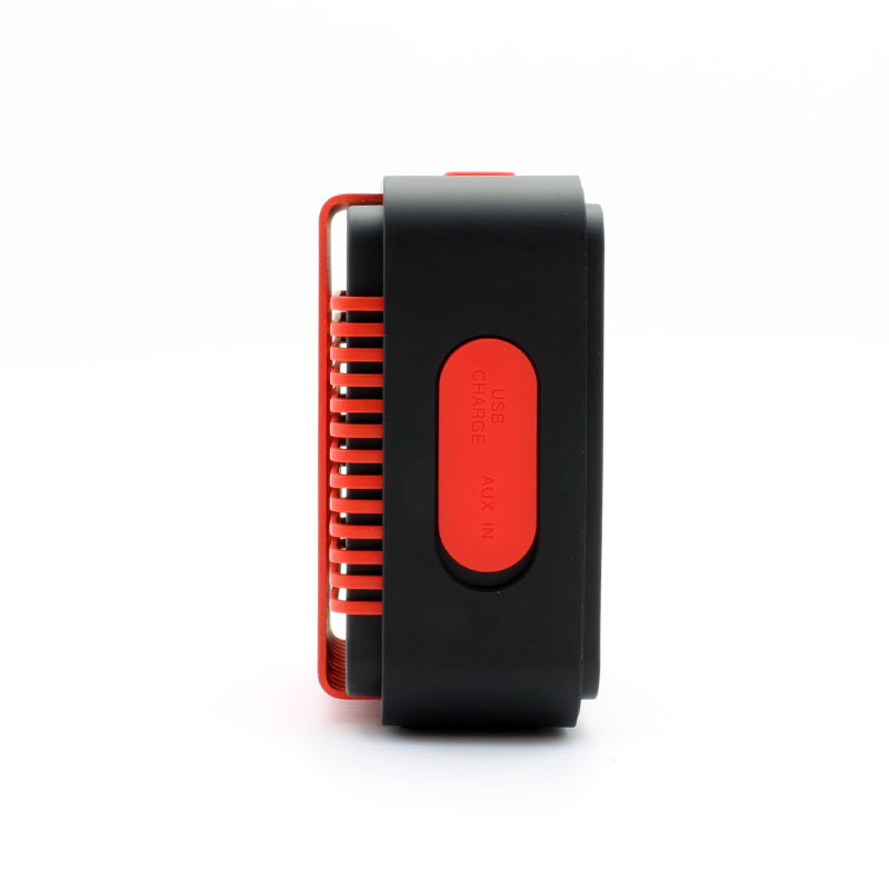 HR910-Water-Resistant-Wireles-Speaker-red-right-side
