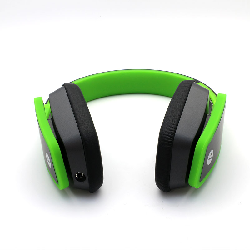 HS0002-Music-Headset-Green-Bottom