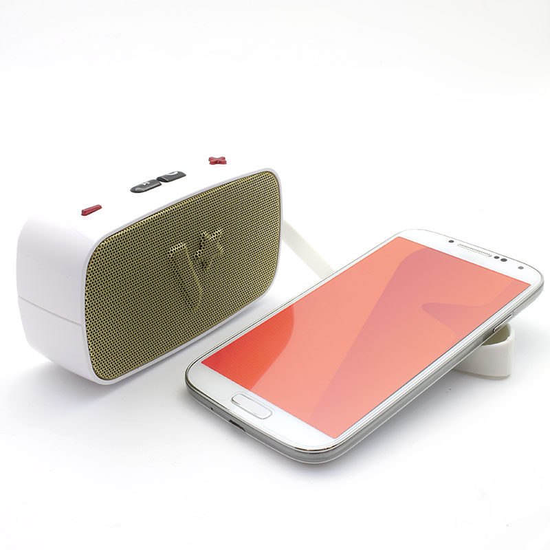 KB200-Wireless-Speaker-Gold-Place-Phone