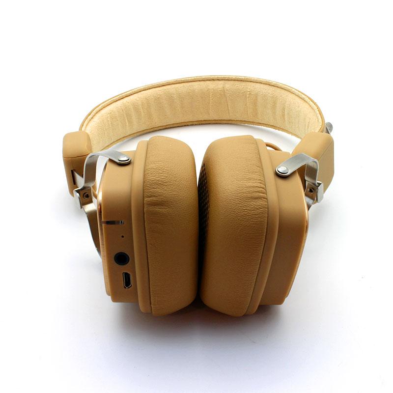 L6-Wireless-Headset-Brown-Bottom
