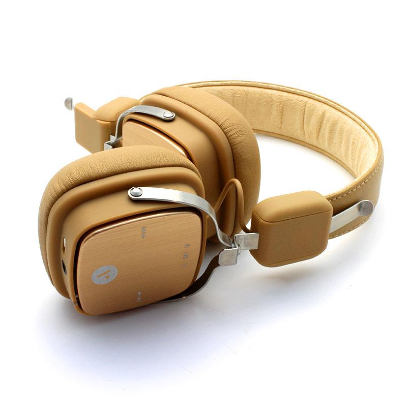 L6-Wireless-Headset-Brown-Half-bend