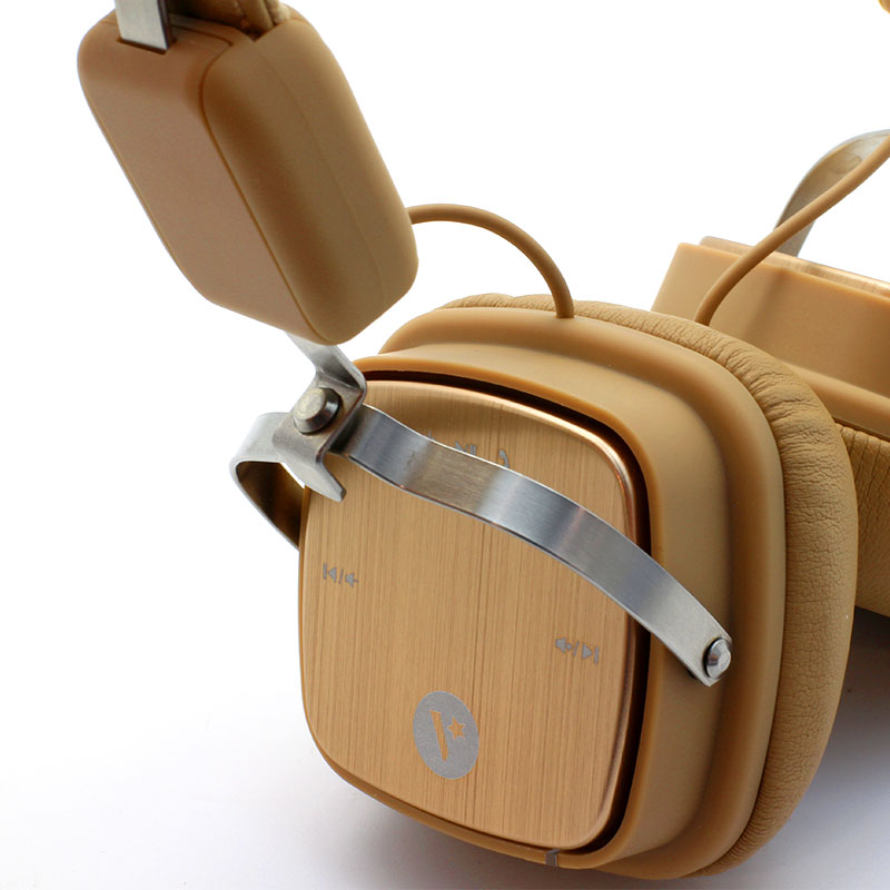 L6-Wireless-Headset-Brown-Joint