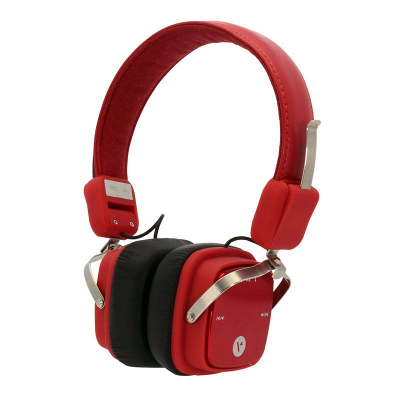 L6-Wireless-Headset-Red