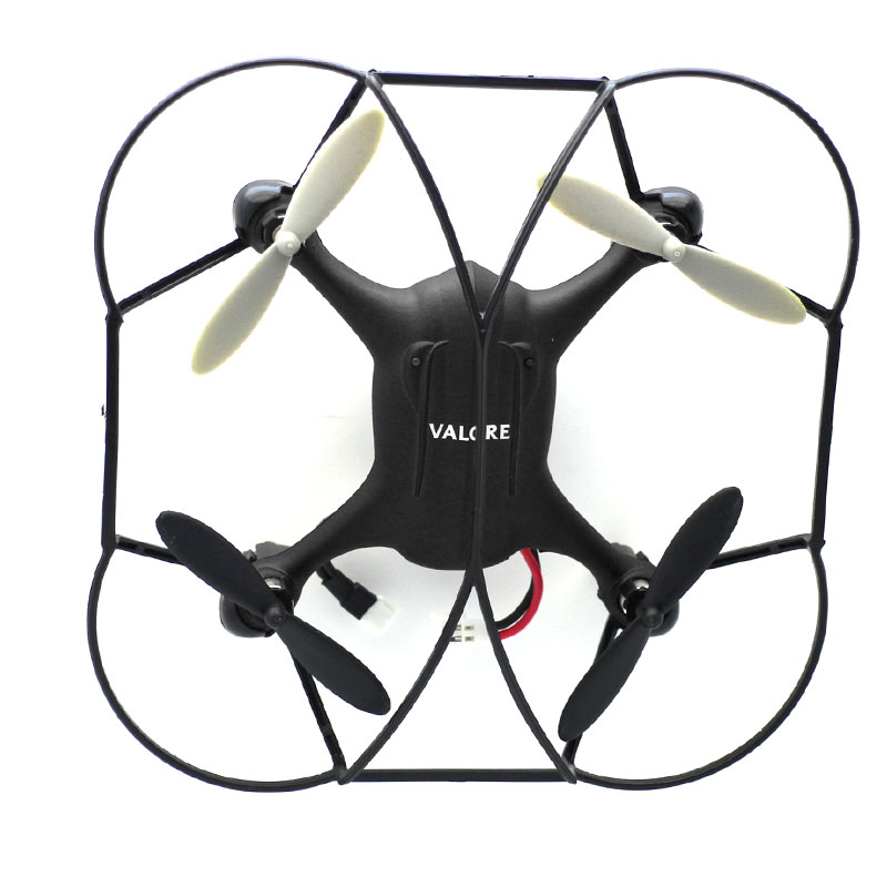 LA03-Mini-Drone-With-2-MP-Camera-Black-Top