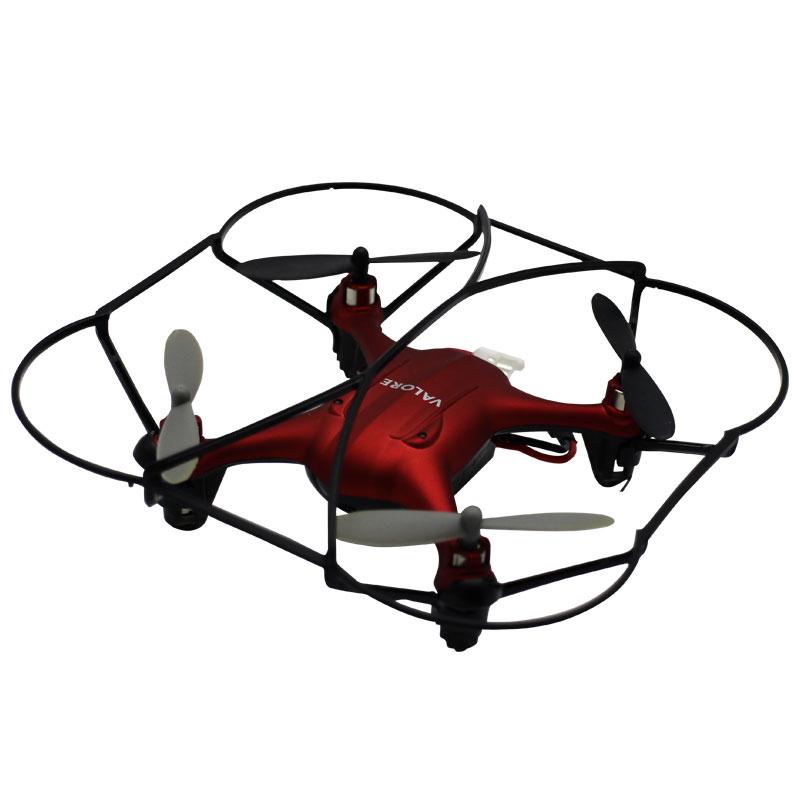 LA03-Mini-Drone-With-2.30-MP-Camera-Red