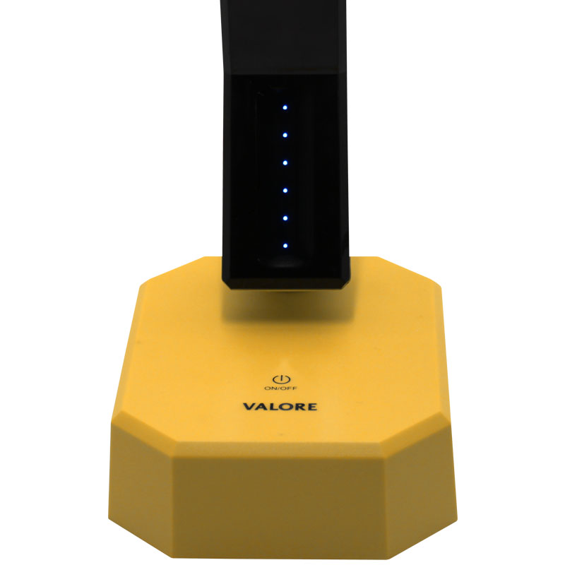 LTL06-Valore-Touch-LED-Lamp-6-light-level-intensities-(Yellow)