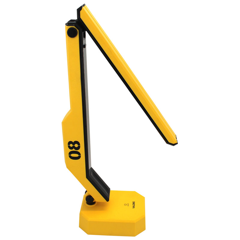 LTL06-Valore-Touch-LED-Lamp-side-close(Yellow)