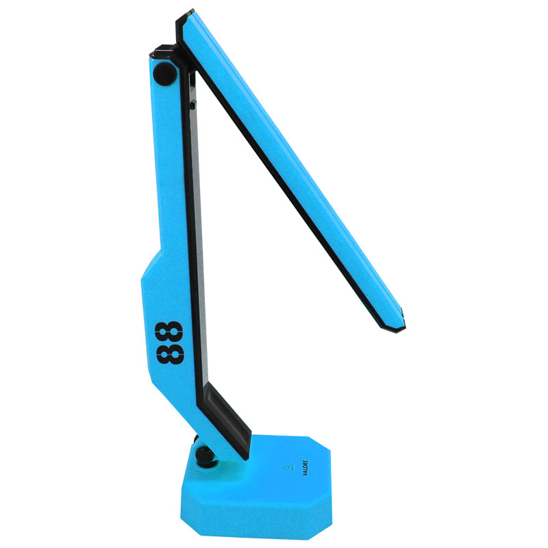 LTL06-Valore-Touch-LED-Lamp-side-close(blue)