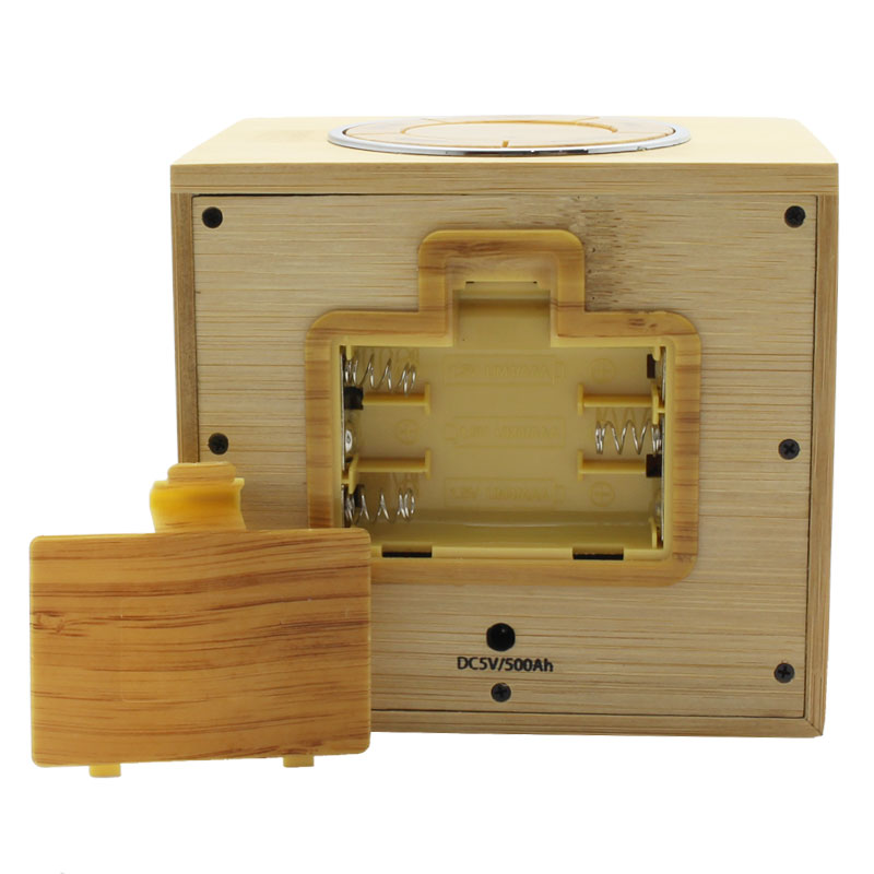 LTL13-LCD-Wooden-Digital-Clock-battery-compartment