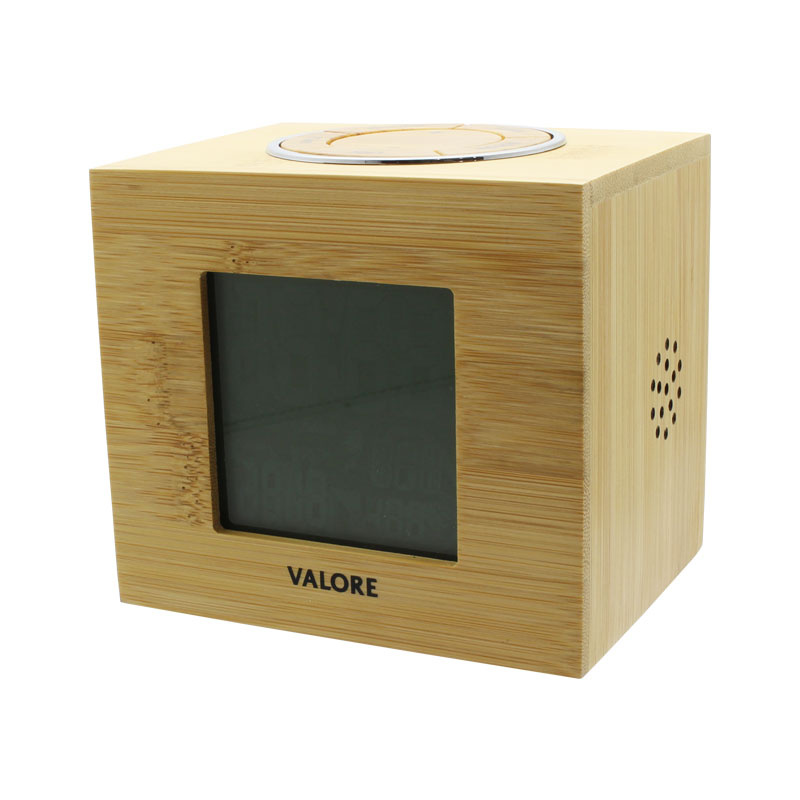 LTL13-LCD-Wooden-Digital-Clock