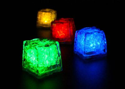 Valore Multi-Colour LED Ice Cubes (LML01)