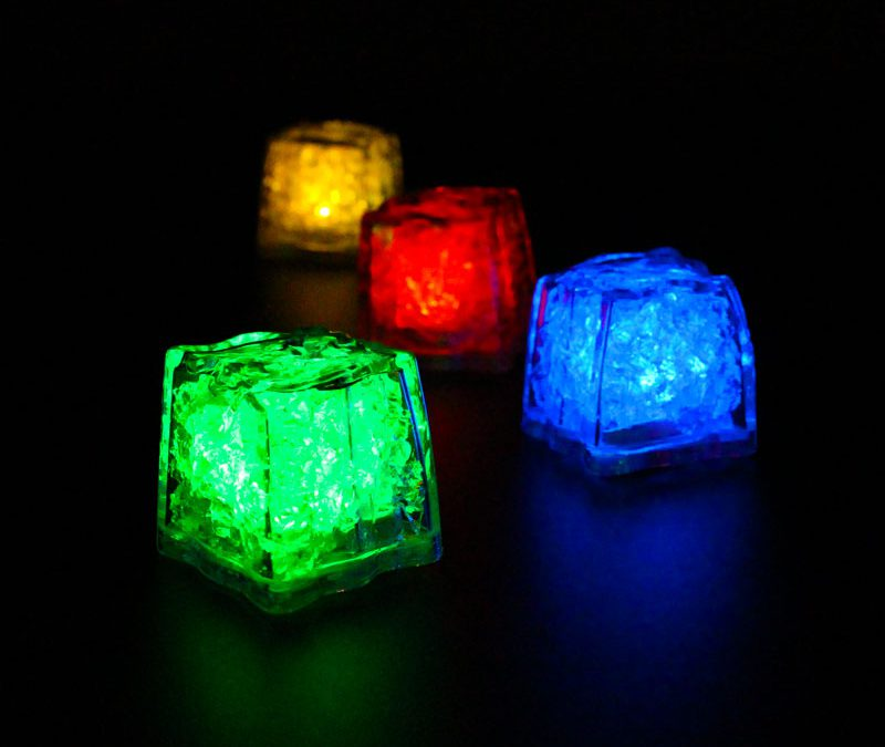 Valore Multi-Colour LED Ice Cubes (LML01)
