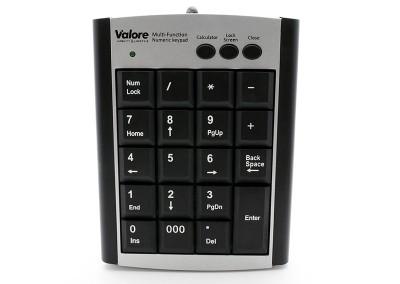 Valore Numeric Keypad (V-AC777)