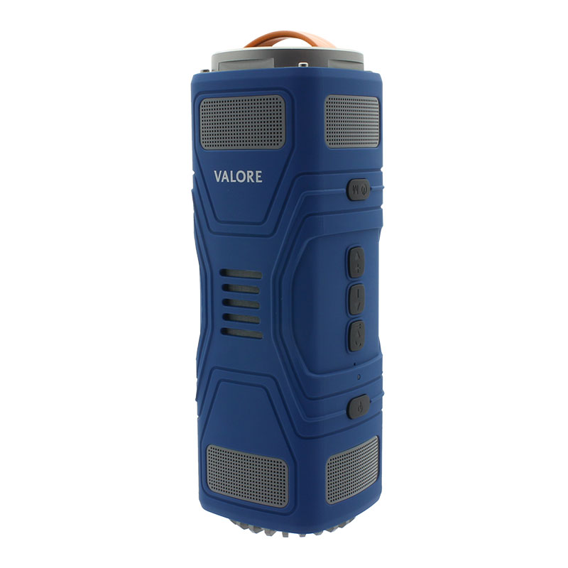 OP16-Wirelss-Outdoor-Speaker-without-carabiner-(Blue)