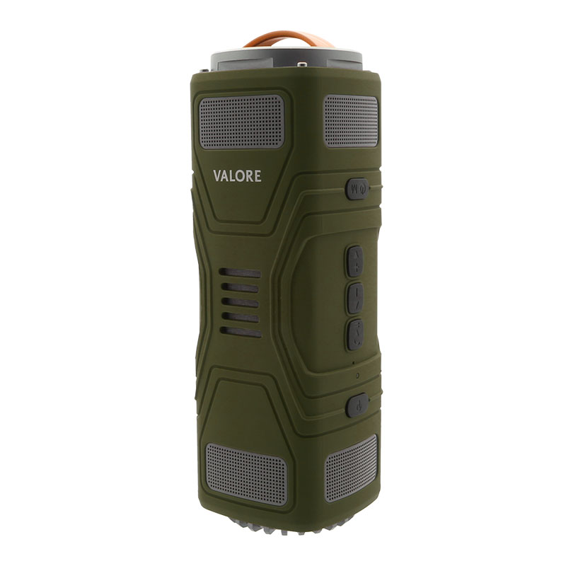 OP16-Wirelss-Outdoor-Speaker-without-carbiner-(Green)