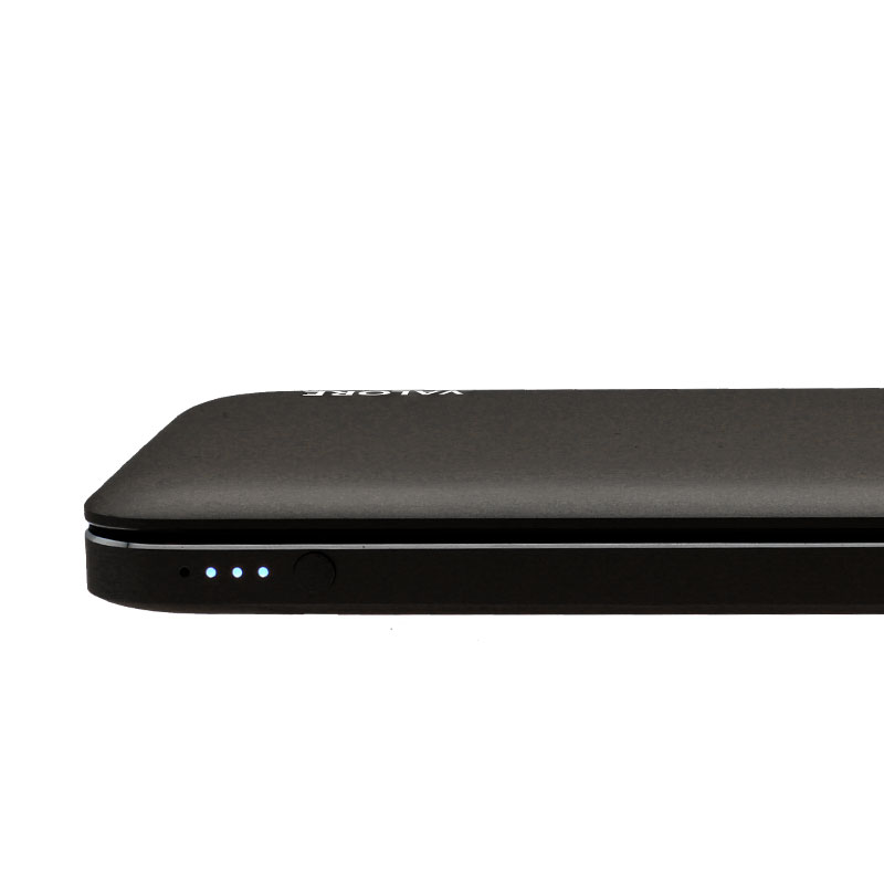 PB12-10000mAh-Power-Bank-LED-indicator(Black)