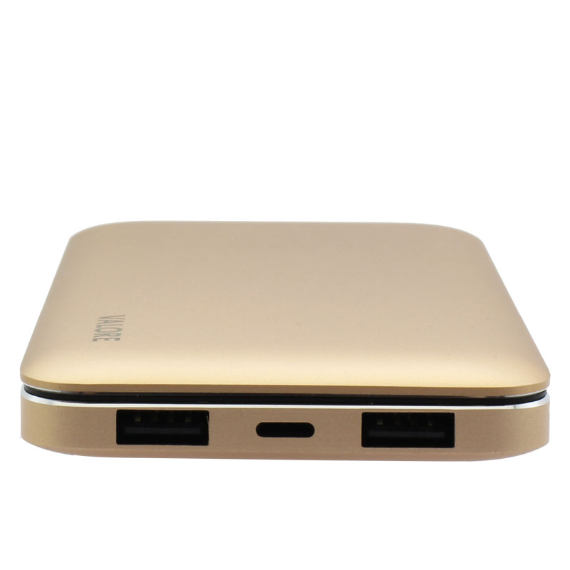 PB12-10000mAh-Power-Bank-Ports(Gold)