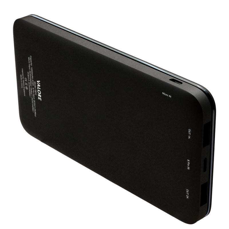 PB12-10000mAh-Power-Bank-back(Black)