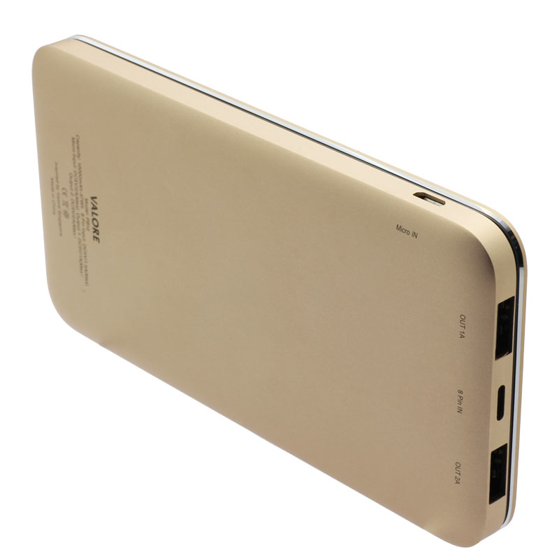 PB12-10000mAh-Power-Bank-back(Gold)