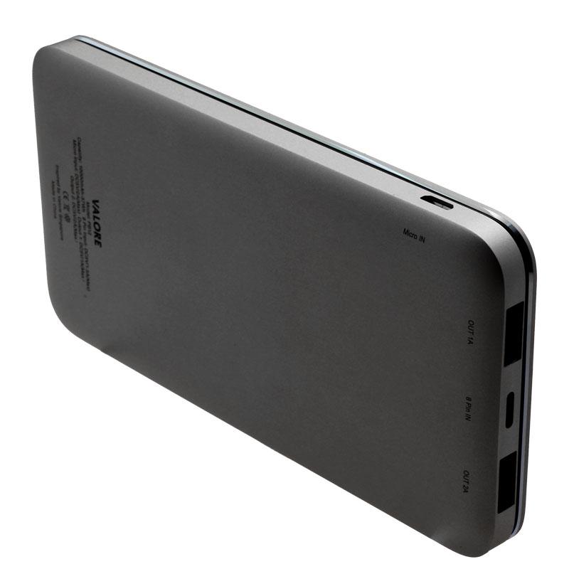 PB12-10000mAh-Power-Bank-back(Grey)