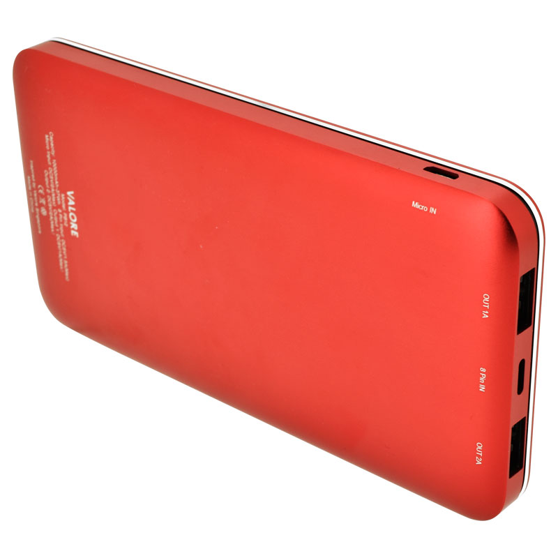 PB12-10000mAh-Power-Bank-back(Red)