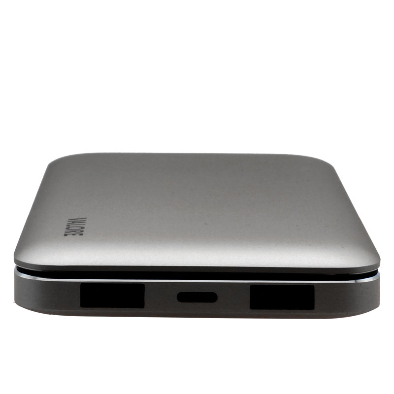 PB12-10000mAh-Power-Bank-ports(Grey)