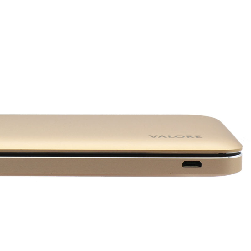 PB12-10000mAh-Power-Bank-thickness(Gold)