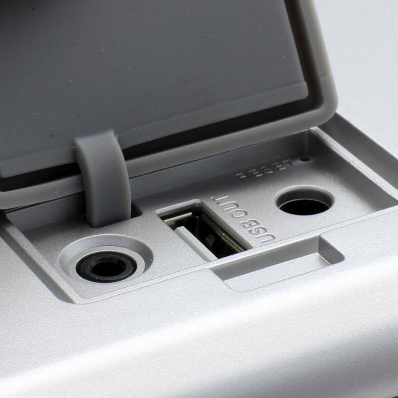 Premium-Wireless-Speaker-HR702H-Silver-Ports