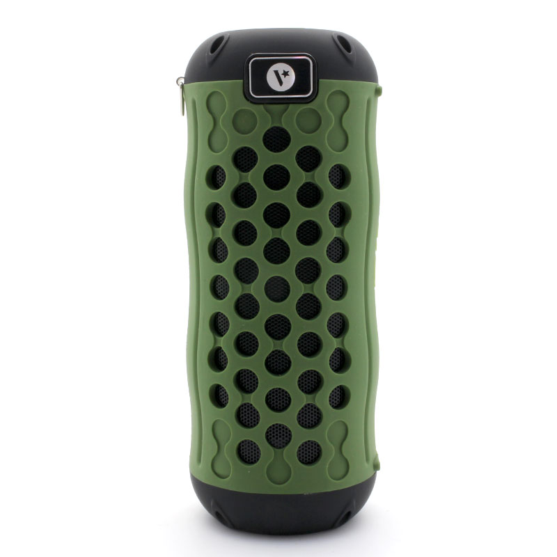 QKS6-Outdoor-Wireless-Speaker-Front